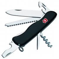 0.8363.3 Cкладной нож Forester черный