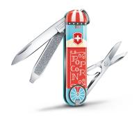 0.6223.L1910 Нож-брелок Victorinox Classic LE2019 Let it Pop