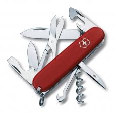 3.3703 Карманный нож Ecoline 91 мм. / матовый красный