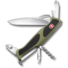 0.9553.MC4 Швейцарский нож Victorinox RangerGrip 61 ,содержит 11 функции