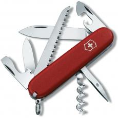 3.3613 Карманный нож Ecoline 91 мм. / матовый красный