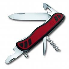 0.8351.C Cкладной нож Nomad черный/красный