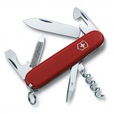 2.3803 Карманный нож ECOLINE 84 мм / матовый красный