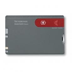 0.7106 Швейцарская карточка Classic серый/