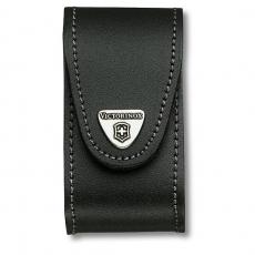 4.0521.3 Чехол кожаный черный с застежкой Velkro