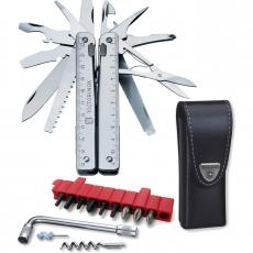 3.0338.L  Нож с инструментами SwissTool