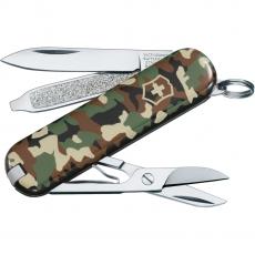 0.6223.94 Нож-брелок Classic 58 мм. камуфляж
